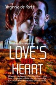 Loves red heart